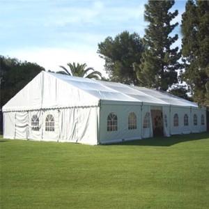 ogrodowe namioty na zamówienia